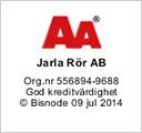 AA rating betyg